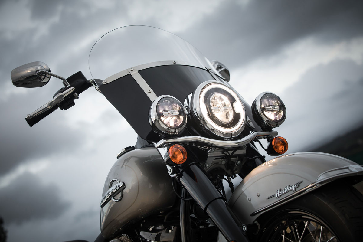 Harley-Davidson gewährt ab sofort in Deutschland vier Jahre Garantie