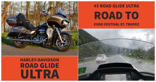 #3 Die erste große Tour mit der Road Glide Ultra