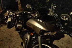 Harley Tour Saint Tropez