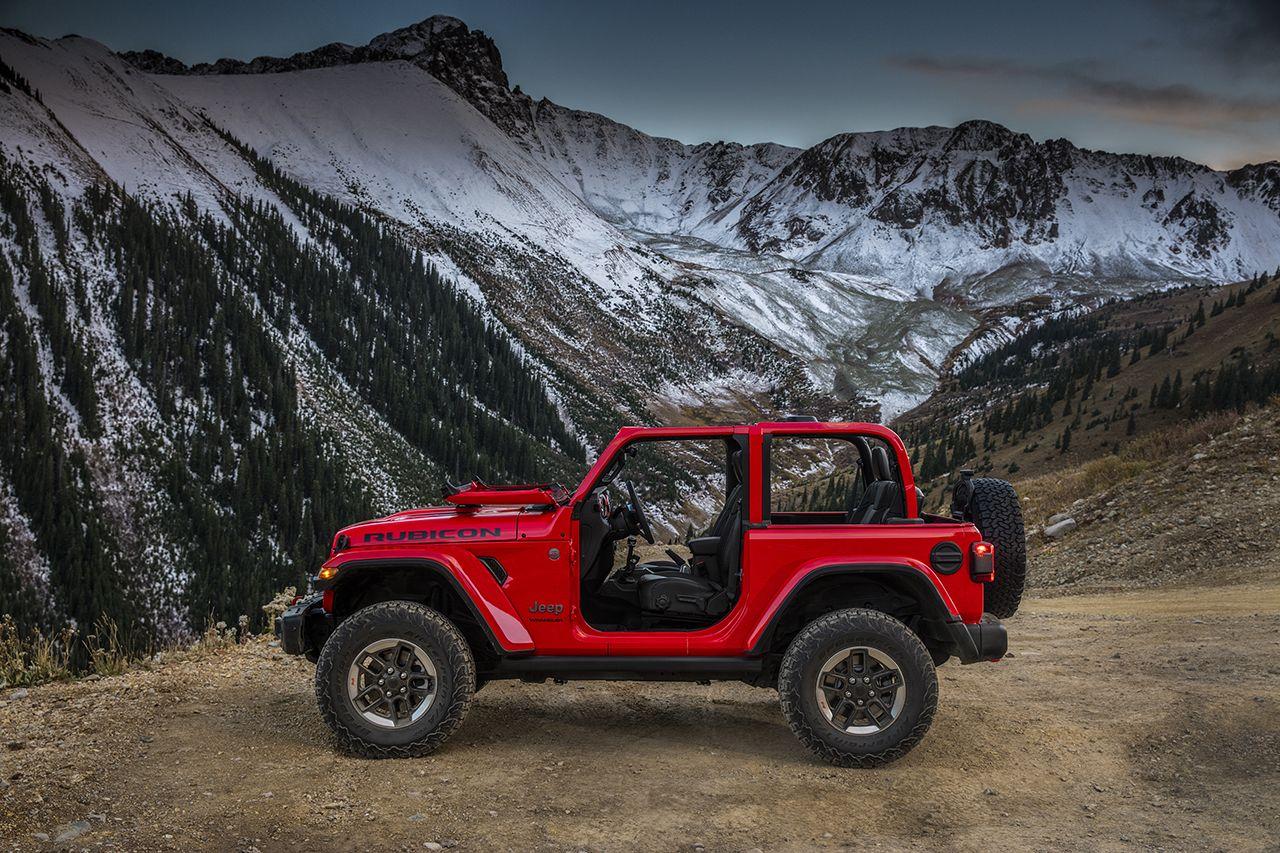 Jeep bringt eine neue Generation vom Jeep Wrangler auf die Straße!