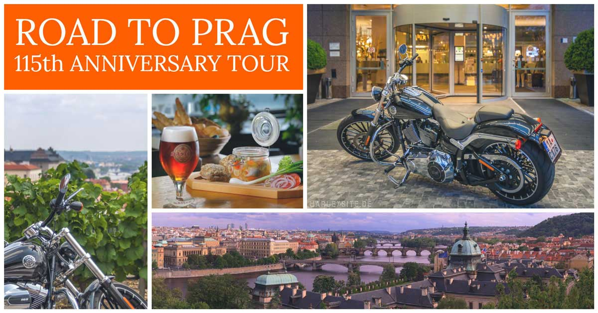 Road to Prag – 115th Anniversary Party in Prag 2018