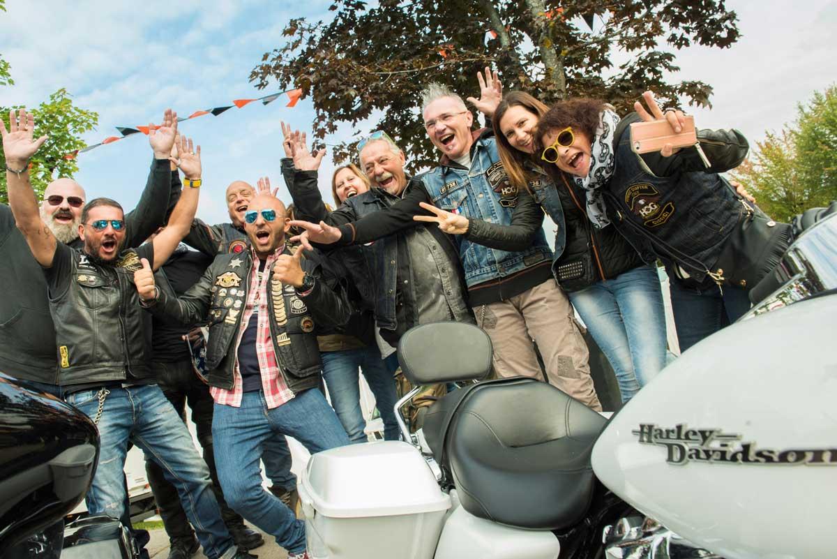 Die besten Harley-Davidson Events im Jubiläumsjahr 2018