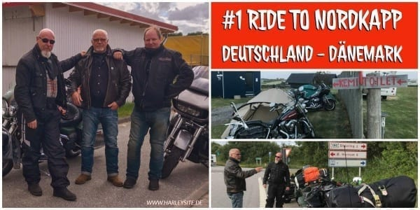 #1 Nordkap Ride - Von Kiel nach Skagen in Dänemark