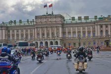 St Petersburg Harley Days 1