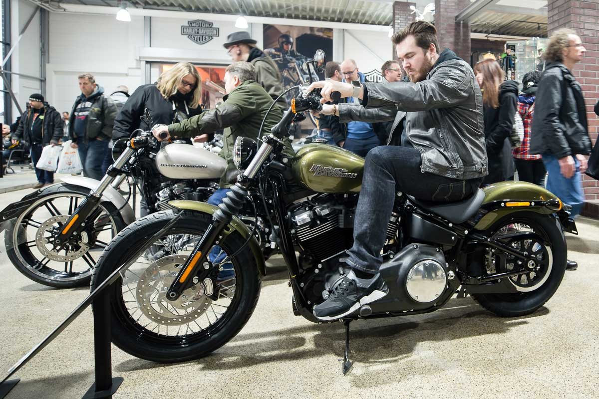 Am 14. April feiern die Harley-Davidson Vertragshändler das Frühjahrs Open House
