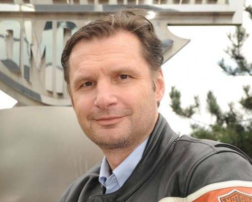 Christian Arnezeder verlässt Harley-Davidson
