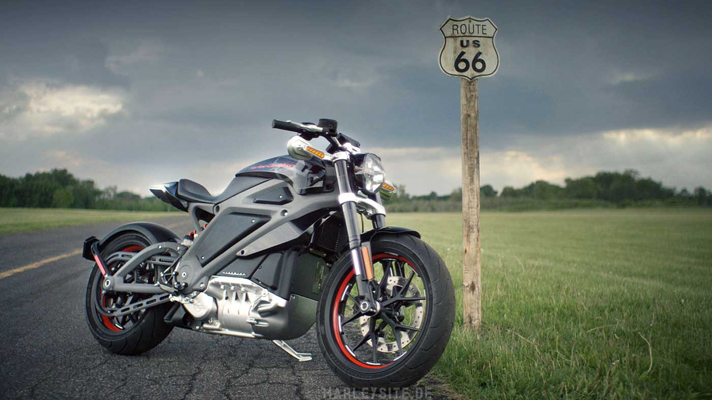 Harley-Davidson bringt 2019 das LiveWire Project auf die Straße