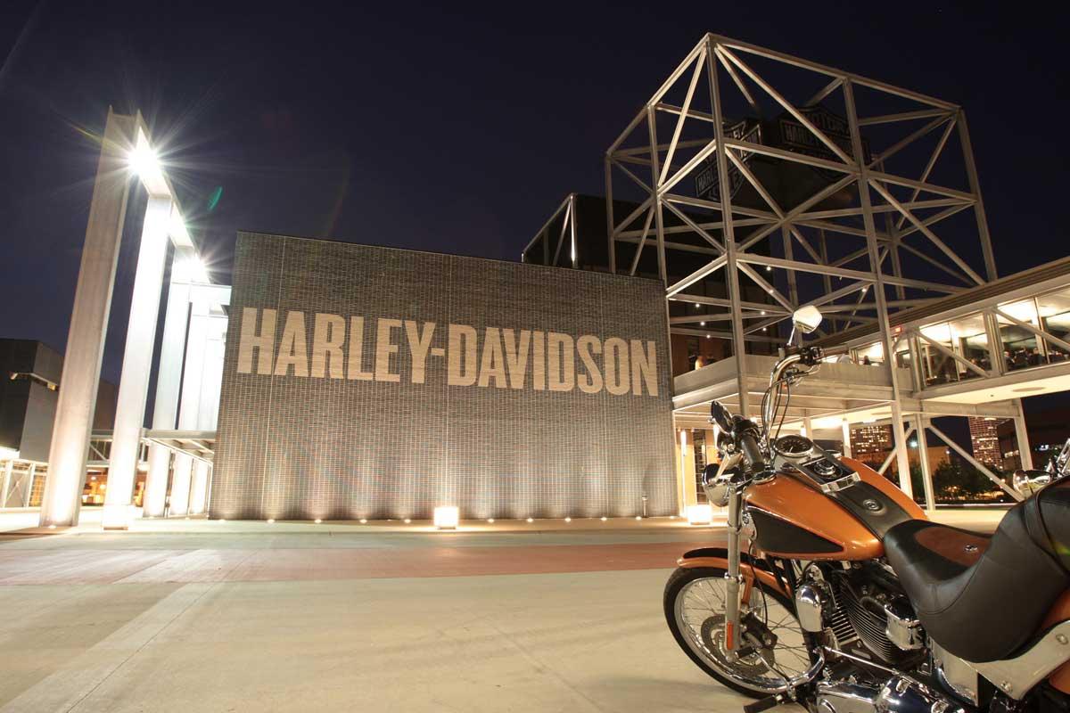 Das Harley-Davidson Museum wird zehn
