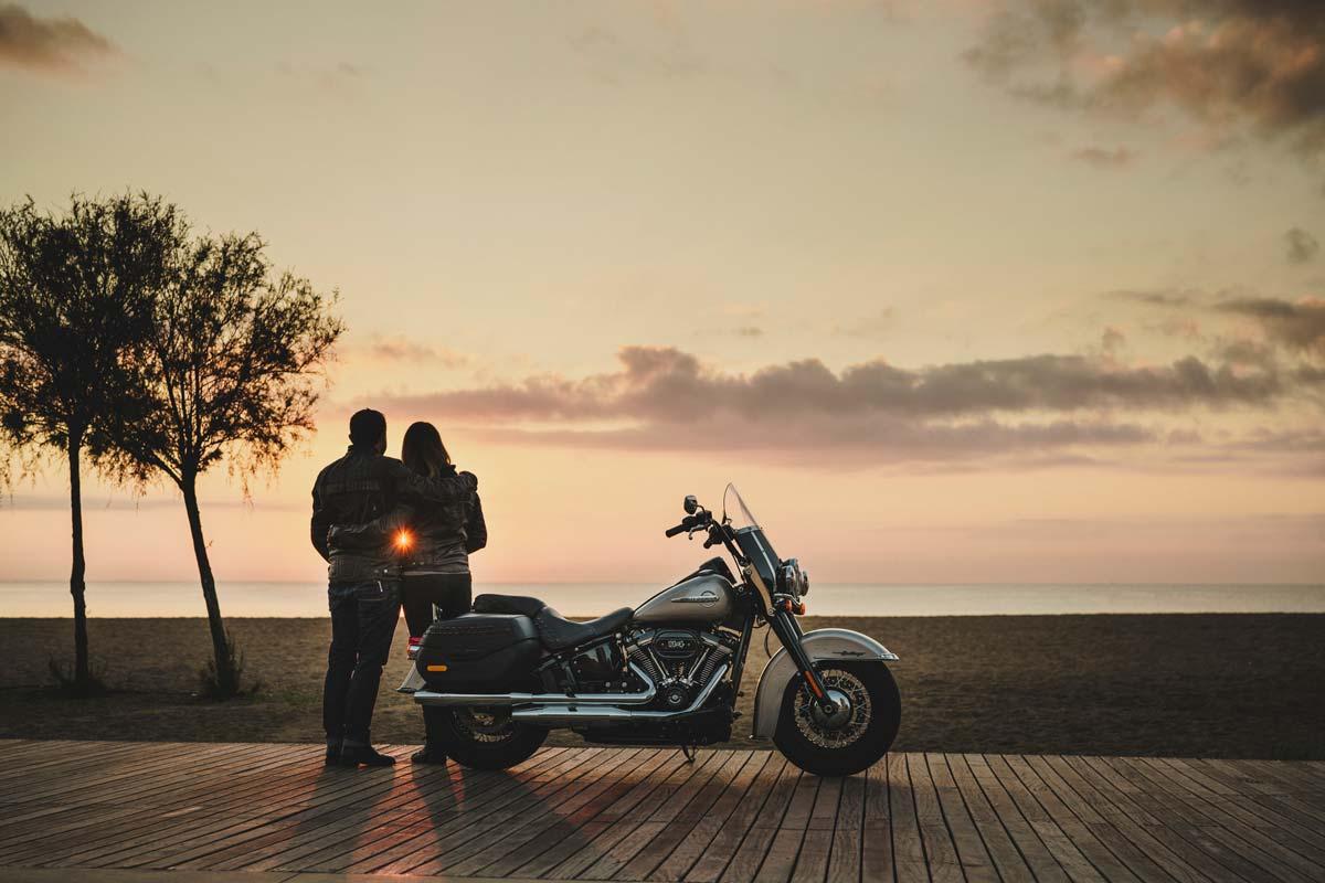 Harley-Davidson bietet optional eine Garantieverlängerung auf fünf Jahre an