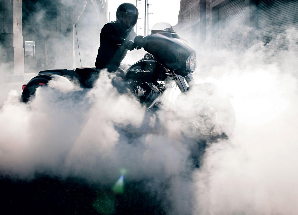Vom 5. bis zum 8. Juli fährt Harley-Davidson in Prag mächtig auf