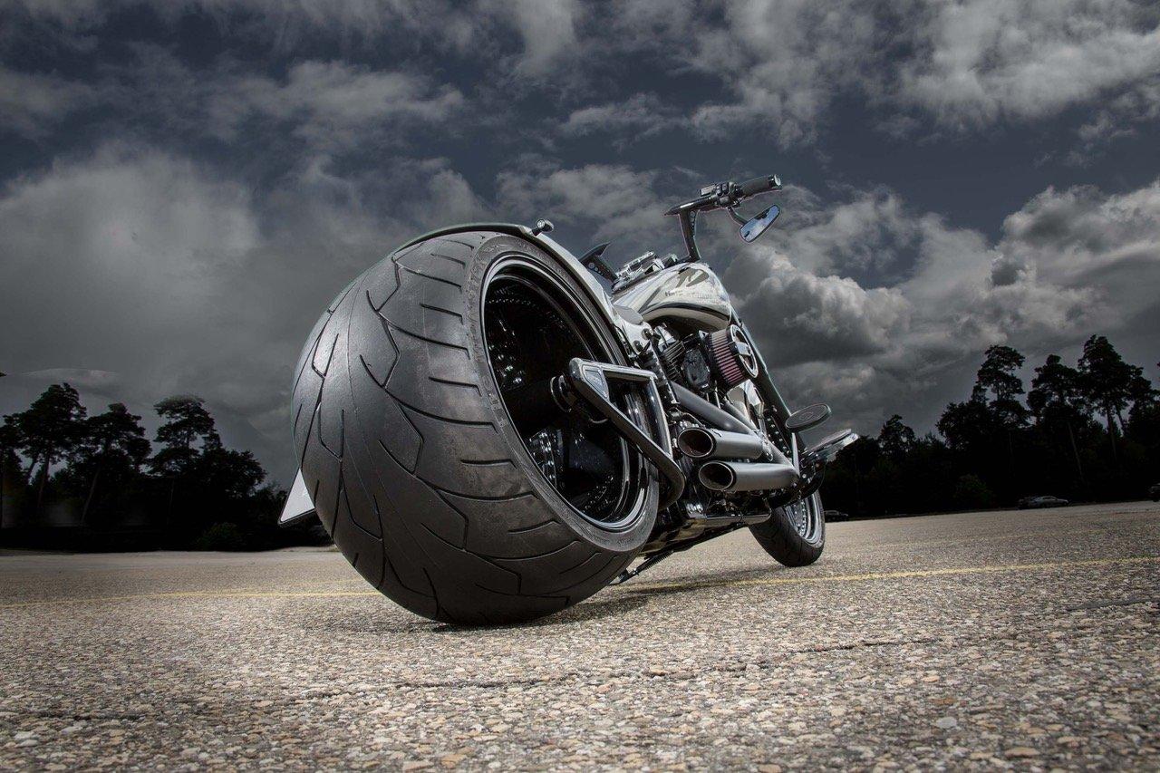 Breite Reifen, schmale Reifen, große oder kleine Schluffen?
