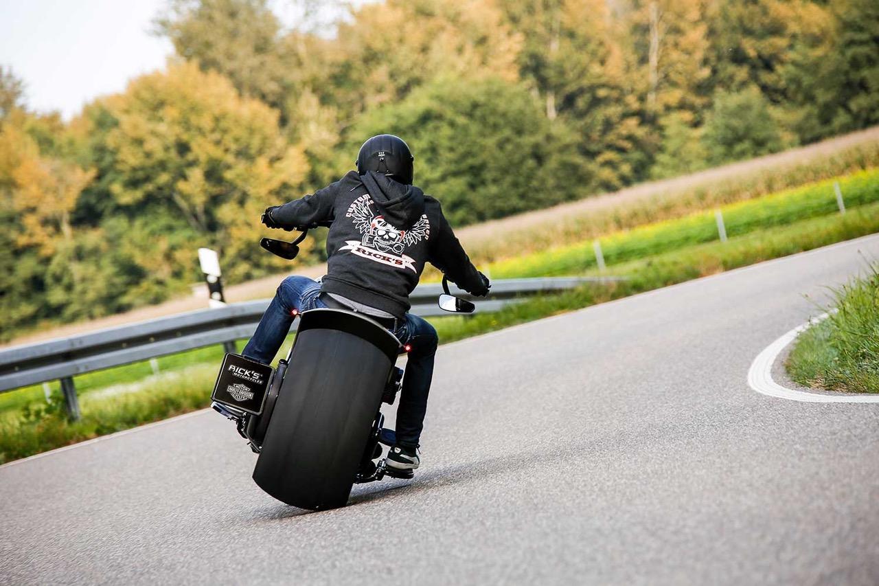 Rick´s Harley-Davidson Slim 360