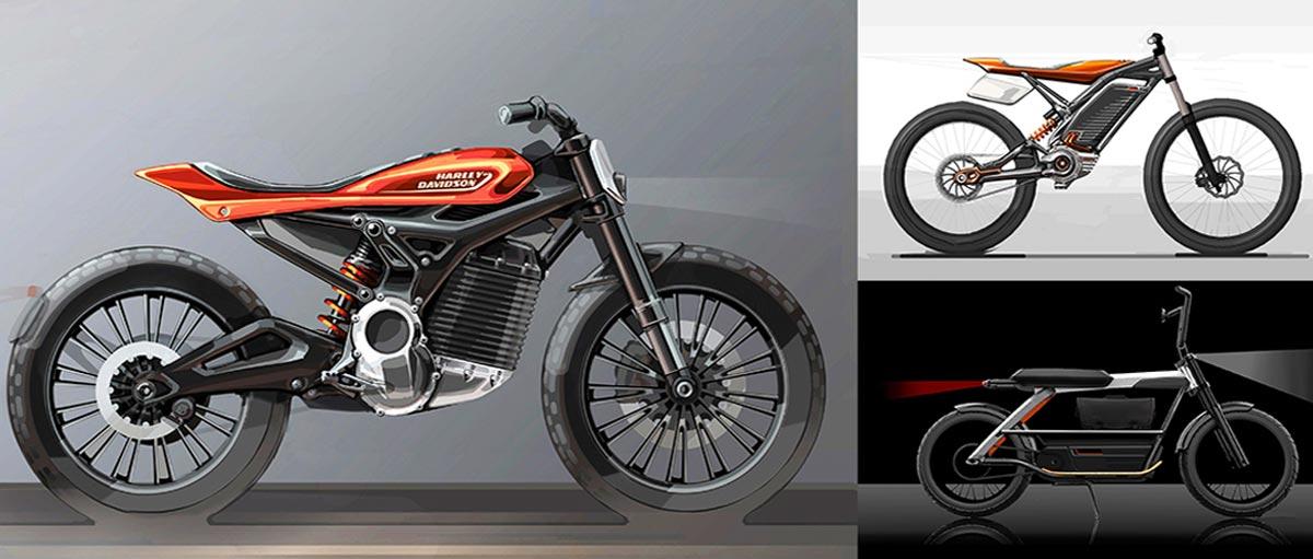 Zeigt ein weiteres neue Harley-Davidson E-Bikes für 2020Harley-Davidson