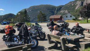 Harleysite Norwegen Tour Teil 3