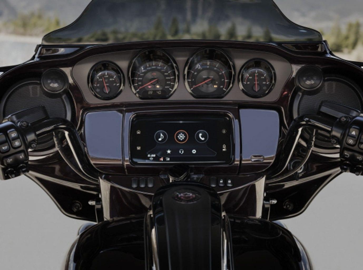 Harley Davidson Street Glide CVO 2019