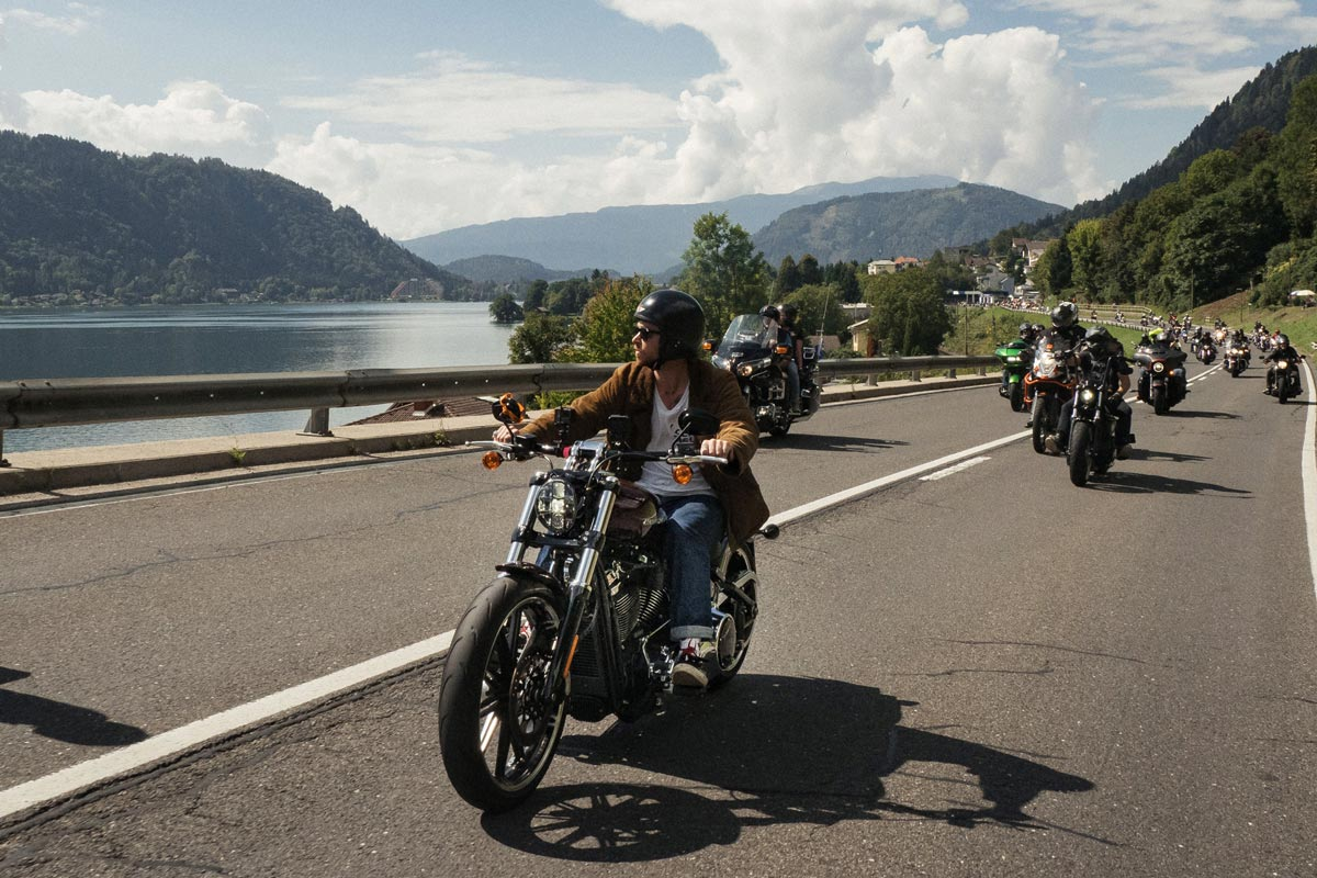 IT'S HARLEYWOOD- 70.000 Motorräder bei der 21. European Bike Week