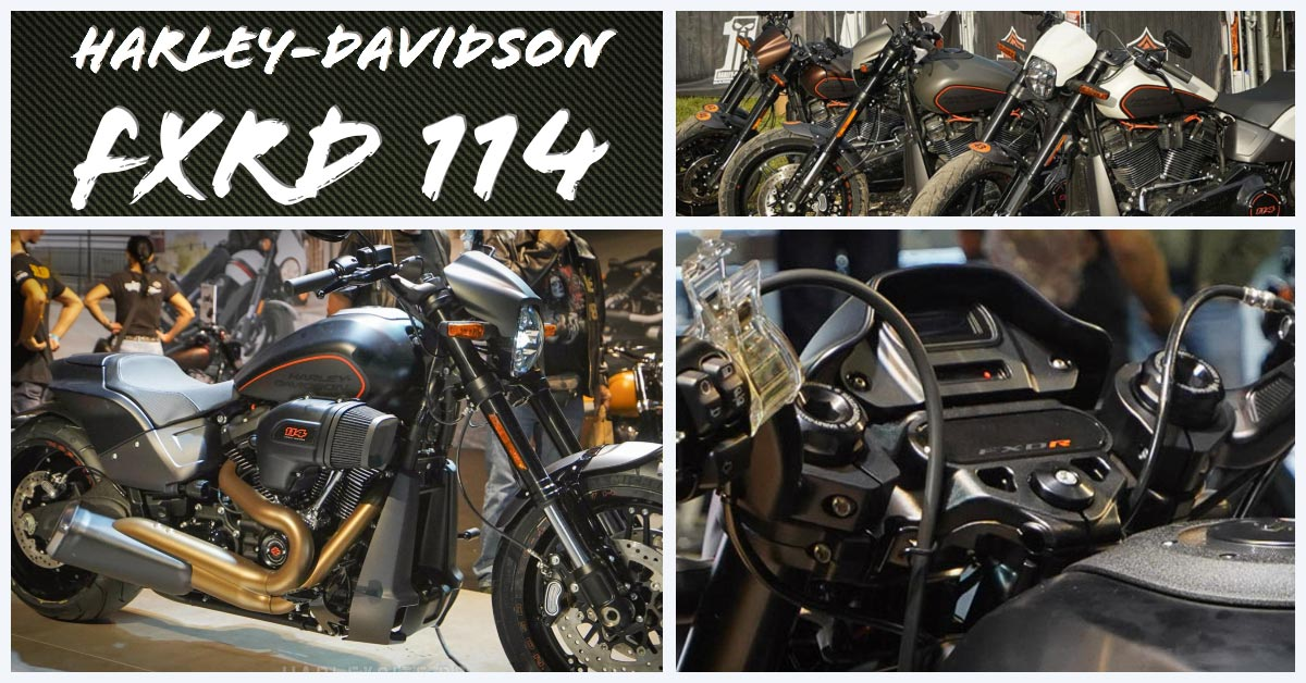 Harley-Davidson FXRD 114
