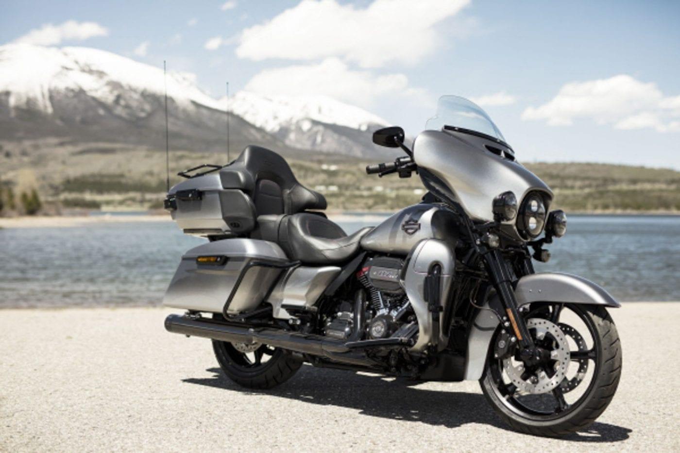 Harley Davidson Ultra Limited CVO 2019