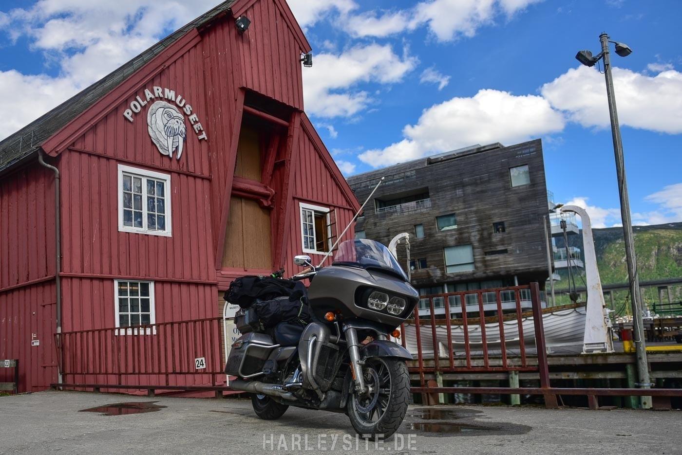 Ein Besuch im Polar Museum von Tromsø lohnt sich.