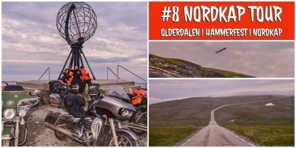 #8 Norwegen - Olderdalen | Hammerfest | Nordkap - More miles, More memories