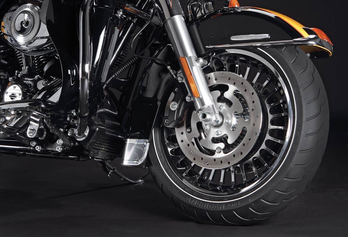 Dunlop American Elite Vorderrad