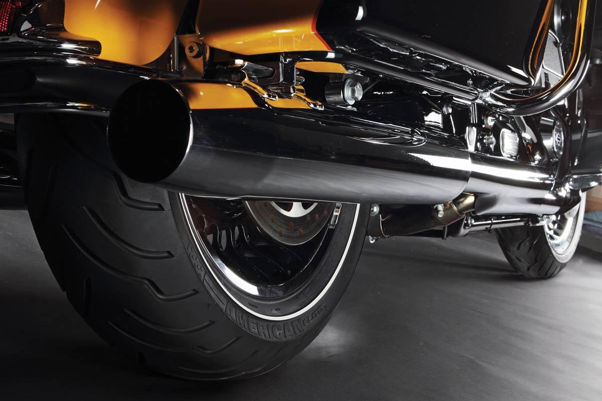American Elite – Der Dunlop Cruiser-Reifen für Harley-Davidson