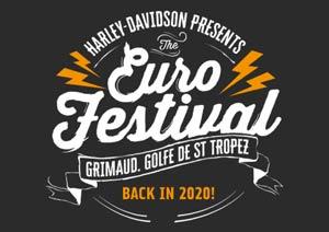 2019 findet das Euro Festival in Saint Tropez nicht statt!