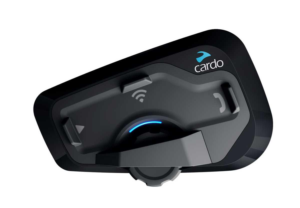 Cardo präsentiert das brandneue Bluetooth-Kommunikationssystem FREECOM 4+