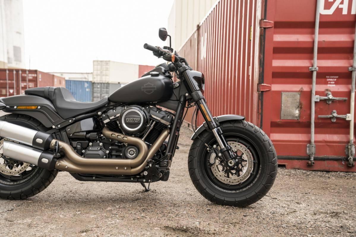 Harley-Davidson Fat Bob Softail 2019