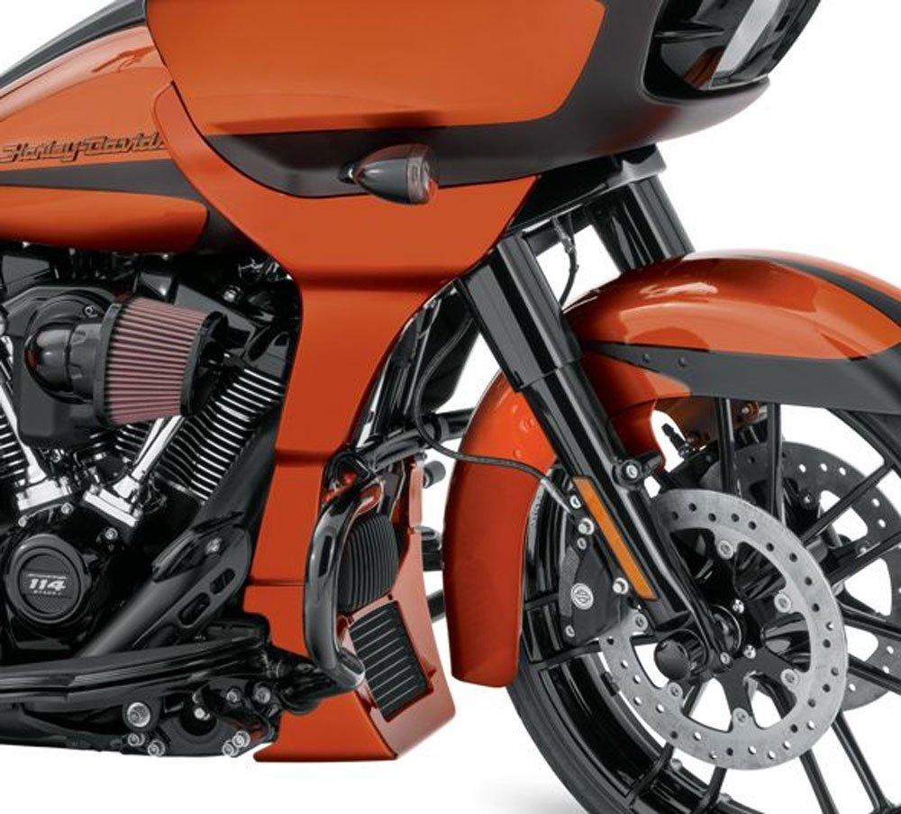 Design Tuning mit dem Fairing Kit für die Harley-Davidson Road Glide 9