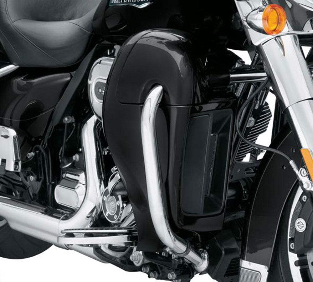 Design Tuning mit dem Fairing Kit für die Harley-Davidson Road Glide 8