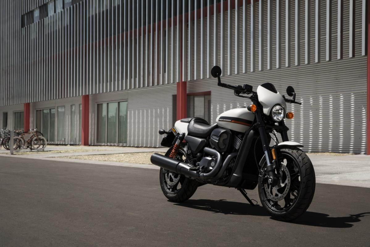 Harley-Davidson Street Rod 2019