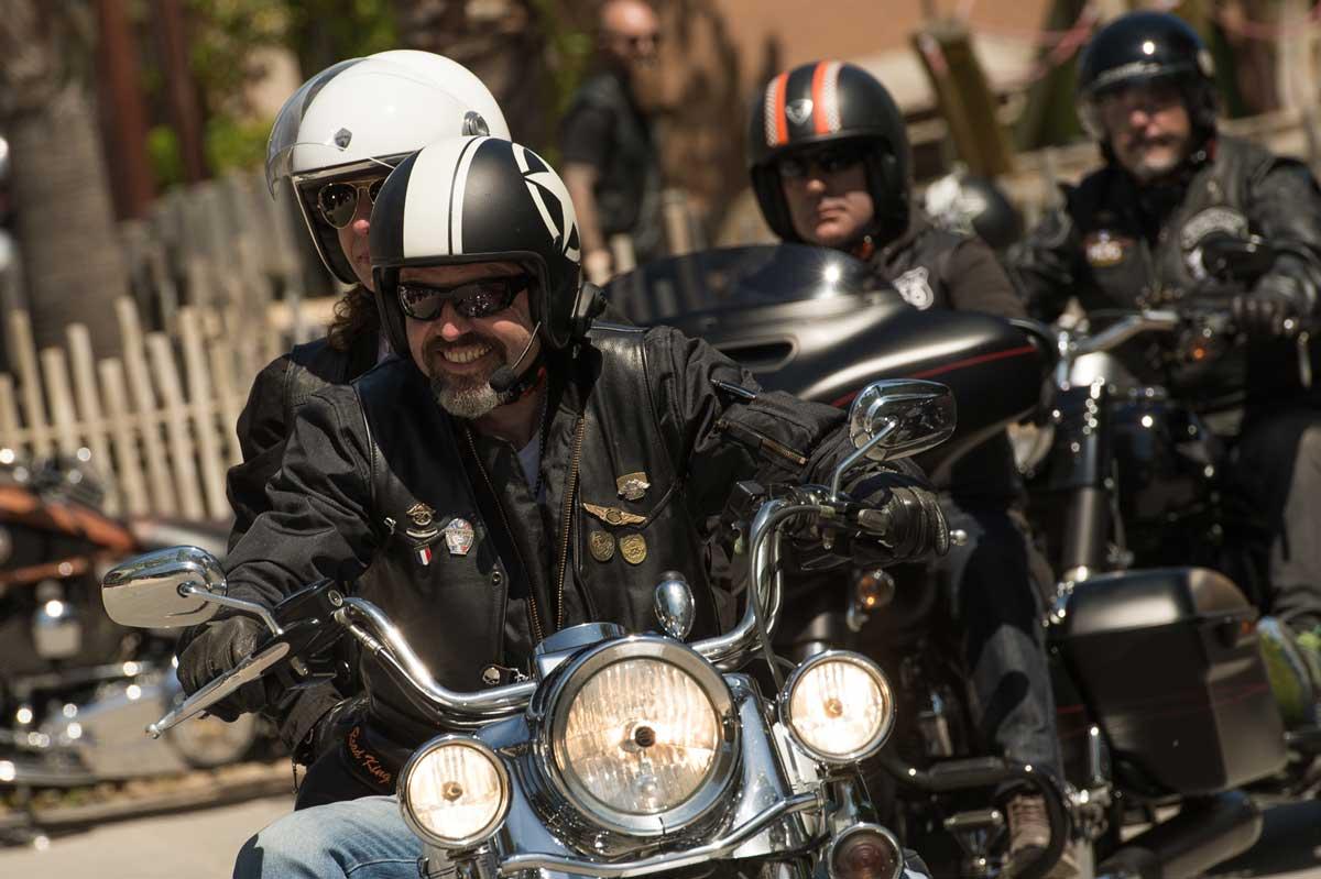 Vom 26. bis zum 28. Juli 2019 steigen die Harley Days Dresden