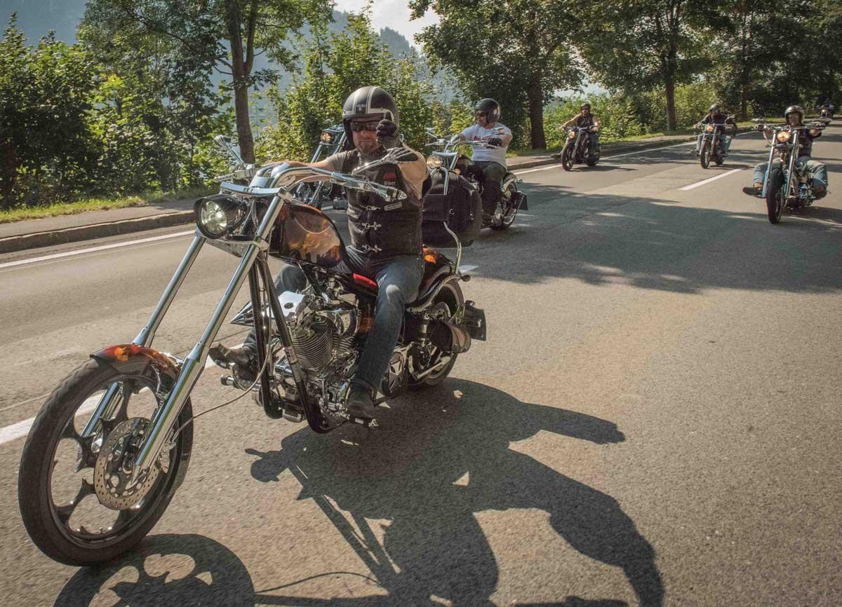 Vom 24. bis zum 26. Mai steigt am Flughafen Eisenach-Kindel das Hellfire Bike Weekend