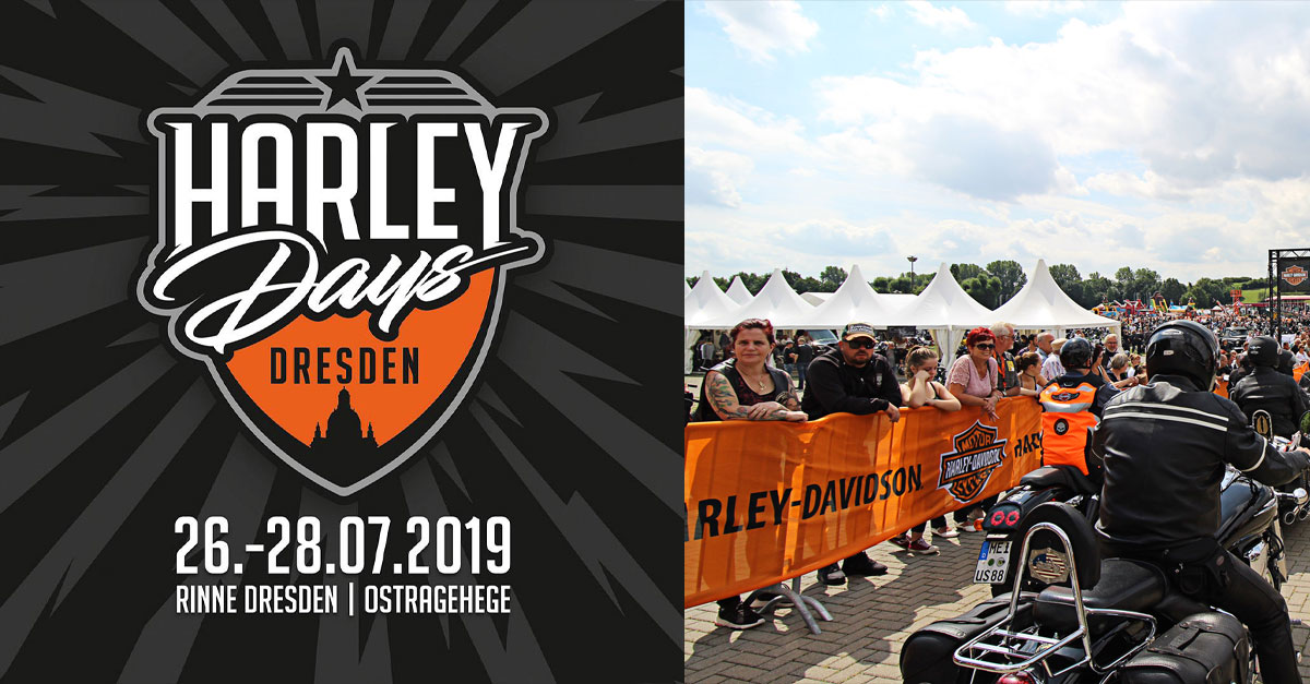Harley Days Dresden 2019