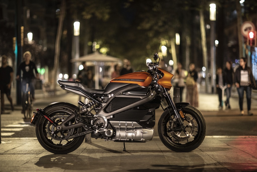 HARLEY-DAVIDSON ANNOUNCES LIVEWIRE MOTORCYCLE FULL SPECIFICATION, RANGE AND PRICING