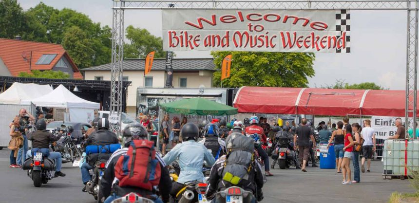 Bike & Music Weekend Geiselwind 2019