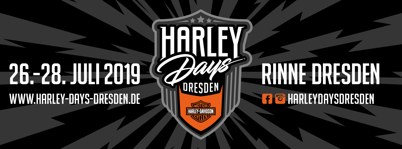 Harley-Days Dresden 2019