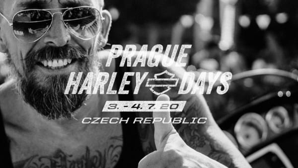 Harley Days Prag 2020