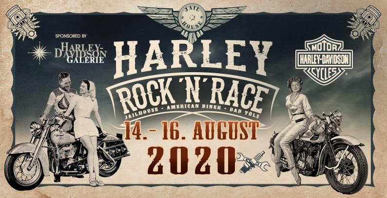 Harley Rock´N Race 2020