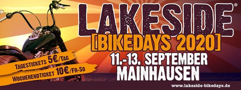 LAKESIDE BIKEDAYS 2020