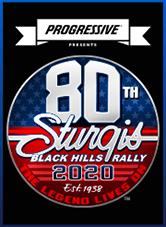 Logo Sturgis Rally 2020
