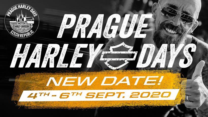 Prag Harley Days 2020