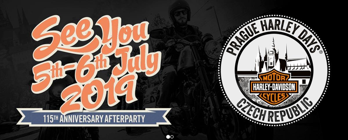 Prag Harley Days 2019