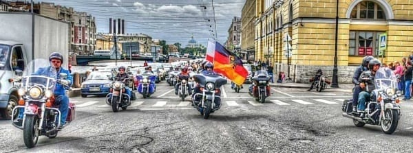 St. Petersburg Harley Days Festival