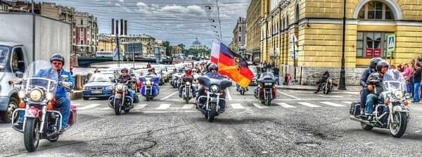 St. Petersburg Harley Days Festival