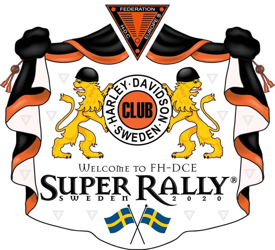 Super Rally 2020 in Schweden