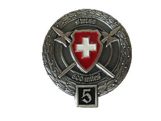 Das Swiss500miles Logo