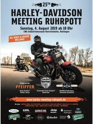 Harley Meeting Ruhrpott 2019
