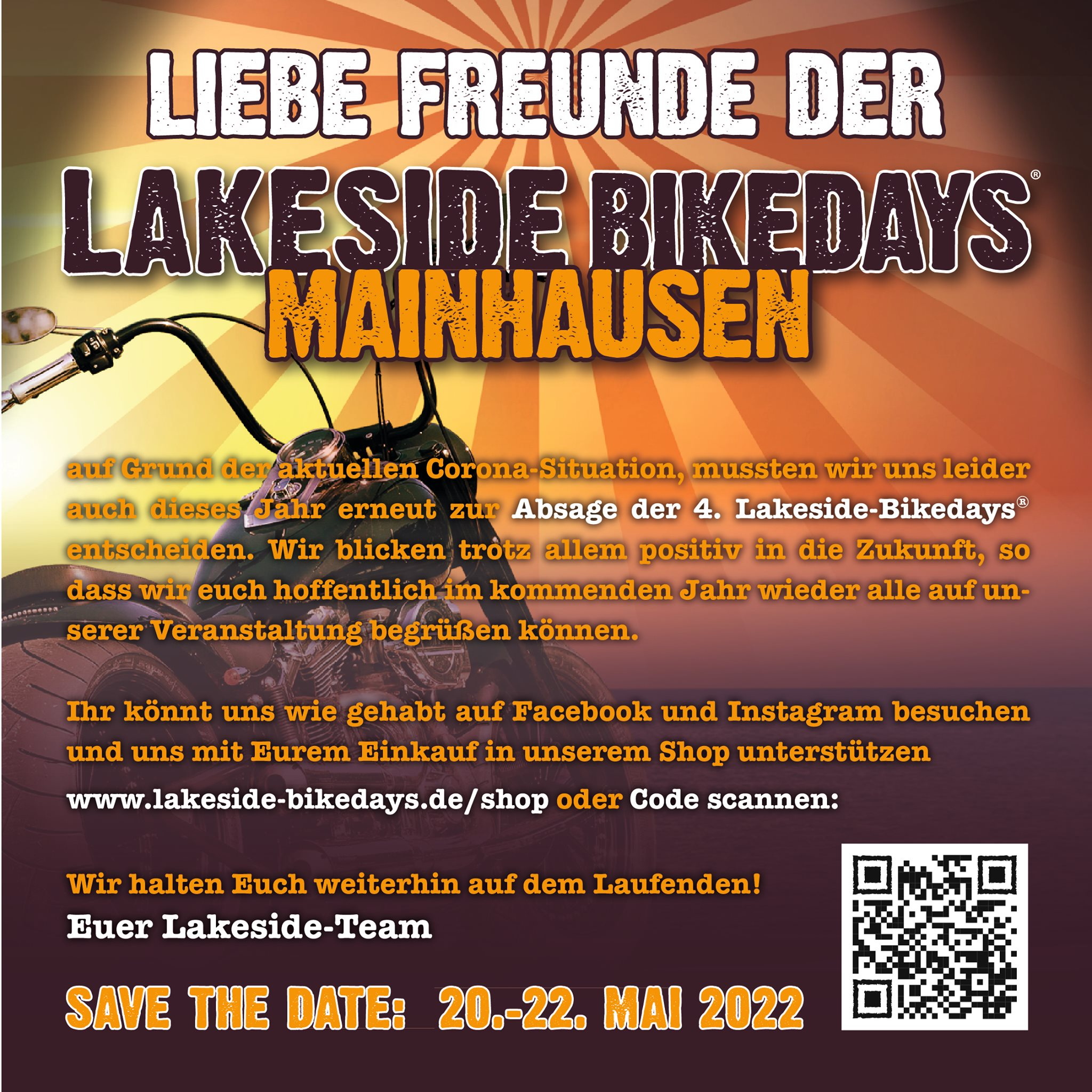 Lakeside Bikedays 2022